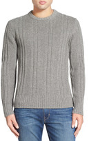 Jack Spade Pollock Ribbed Crew Neck Sweater