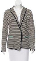 Veronica Beard Long Sleeve Knit Jacket