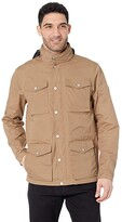 Fjallraven Raven Jacket (Dark Sand) Men's Coat