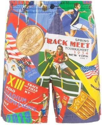 Polo Ralph Lauren Polo Prepster printed shorts