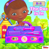 Disney Doc McStuffins The Doc Is In Book