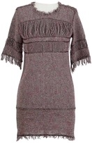 Isabel Marant Fringed Dress