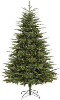 Asstd National Brand 7' Pre-Lit Grantwood Pine Artificial Christmas Tree with Clear Lights