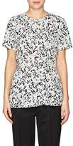 Proenza Schouler Women's Self-Strap Floral Cotton T-Shirt
