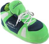 Comfy Feet Men's Seattle Seahawks 01 - Blue/Navy Slippers