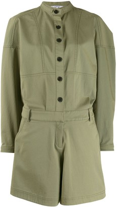 Derek Lam 10 Crosby oversized short jumpsuit