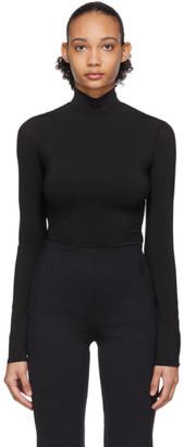 The Row Black Rudd Long Sleeve T-Shirt