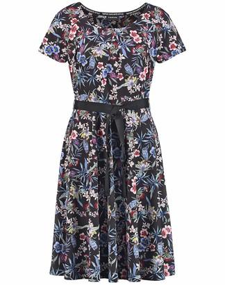 Taifun Women's 581003-19605 Casual Dress
