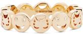 Alison Lou Happy/ Sad 14-karat Gold Diamond Ring - 6