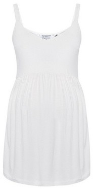 Dorothy Perkins Womens Dp Maternity White Camisole Top, White