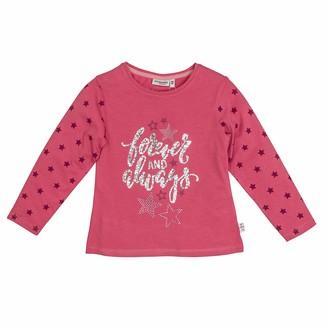 Salt&Pepper Salt and Pepper Girls' Daydream Forever Glitzerprint Longsleeve T-Shirt