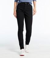 L.L. Bean L.L.Bean Women's True Shape Jeans, Classic Skinny