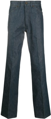 Lemaire Classic Bootcut Jeans