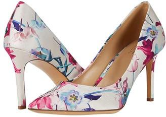 Naturalizer Anna (Pink Multi Tulip Fabric) Women's Shoes