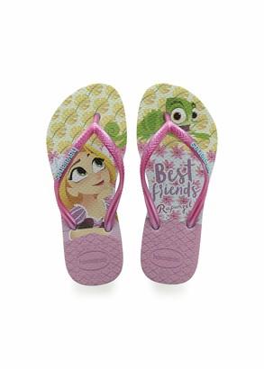 Havaianas Kid's Tangled Flip Flop Sandal