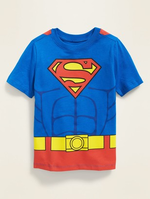 Old Navy DC Comics Superman Costume Tee for Toddler Boys
