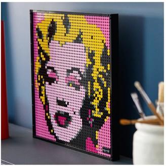 Lego Art 31197 Andy Warhols Marilyn Monroe Buildable Poster Wall Decor