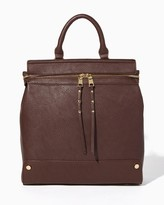 Charming charlie Triple Chic Satchel