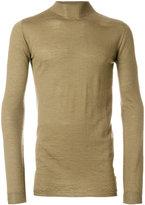 Rick Owens cashmere jumper - men - Cashmere - XS
