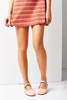 Urban Outfitters Cotton Mary Jane Flat