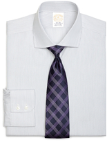 Brooks Brothers Golden Fleece® Regent Fit Shadow Stripe Dress Shirt