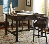 Pottery Barn Whitney Project Table - Heritage Espresso finish