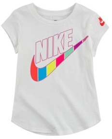 Nike Toddler Girls Retro Stripe T-shirt