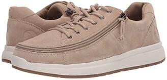BILLY Footwear Comfort Suede Lo (Blush) Women's Shoes