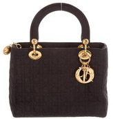 Christian Dior Medium Lady Bag