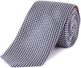 HUGO Textured Dot Silk Tie