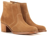 A.P.C. Camarguaises suede ankle boots