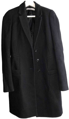 Givenchy Black Wool Coat for Women