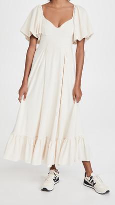 Sister Jane Icing Velvet Maxi Dress