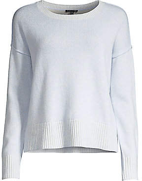 Eileen Fisher Women's Recycled Cashmere & Wool Sweater