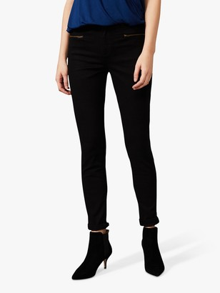 Phase Eight Victoria Jeans, Black