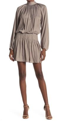 Do & Be Mock Neck Dress