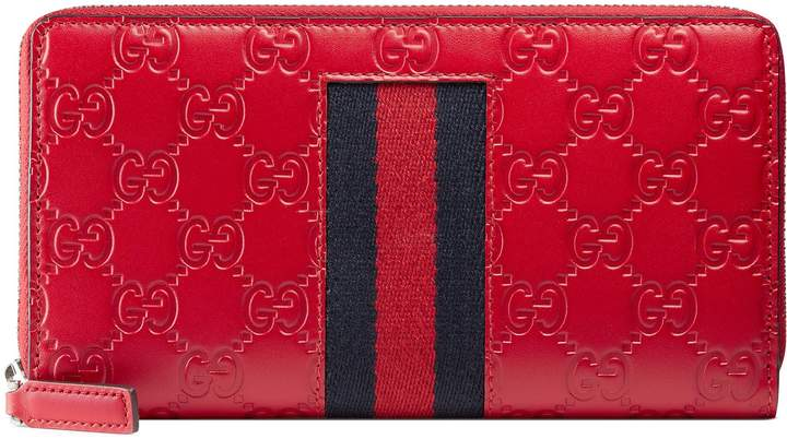 5a9b825c037e Gucci Mens Wallet With Coin Pocket - ShopStyle