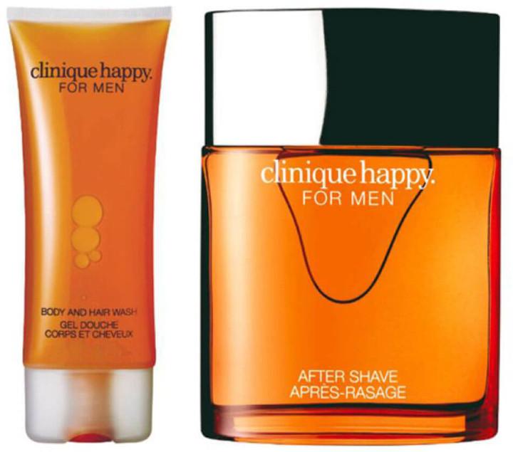 Clinique Happy Duo (100ml Spray, Hair & Body Wash)