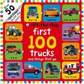 Bed Bath & Beyond First 100 Trucks and Things That Go Board Book