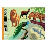 Djeco Animazoo Card Game