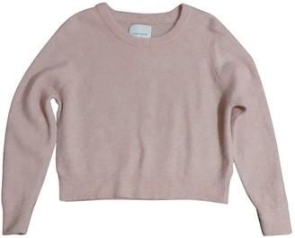 Samsoe & Samsoe Pink Wool Knitwear for Women