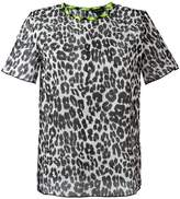 Marc Jacobs leopard print T-shirt