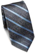 Saks Fifth Avenue COLLECTION Twill Double Silk Tie