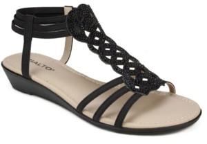 Rialto Genova Wedge Sandals Women's Shoes