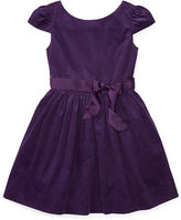 Ralph Lauren Cotton Corduroy Dress
