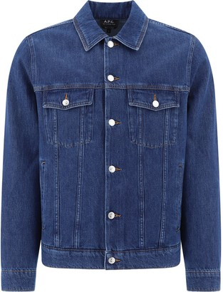 A.P.C. Charles Denim Jacket