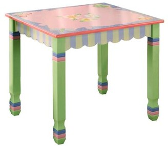 Fantasy Fields Magic Garden Kids Square Table