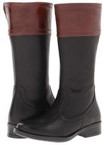 Primigi Exeter FA13 (Little Kid) (Black/Brown) - Footwear