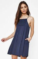 KENDALL + KYLIE Kendall & Kylie Goddess Neck Crochet Dress