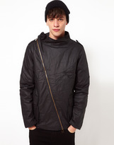 People's Market Jacket Diagonal Zip